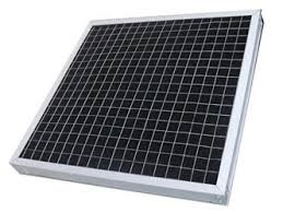 Active Carbon Panel Filters