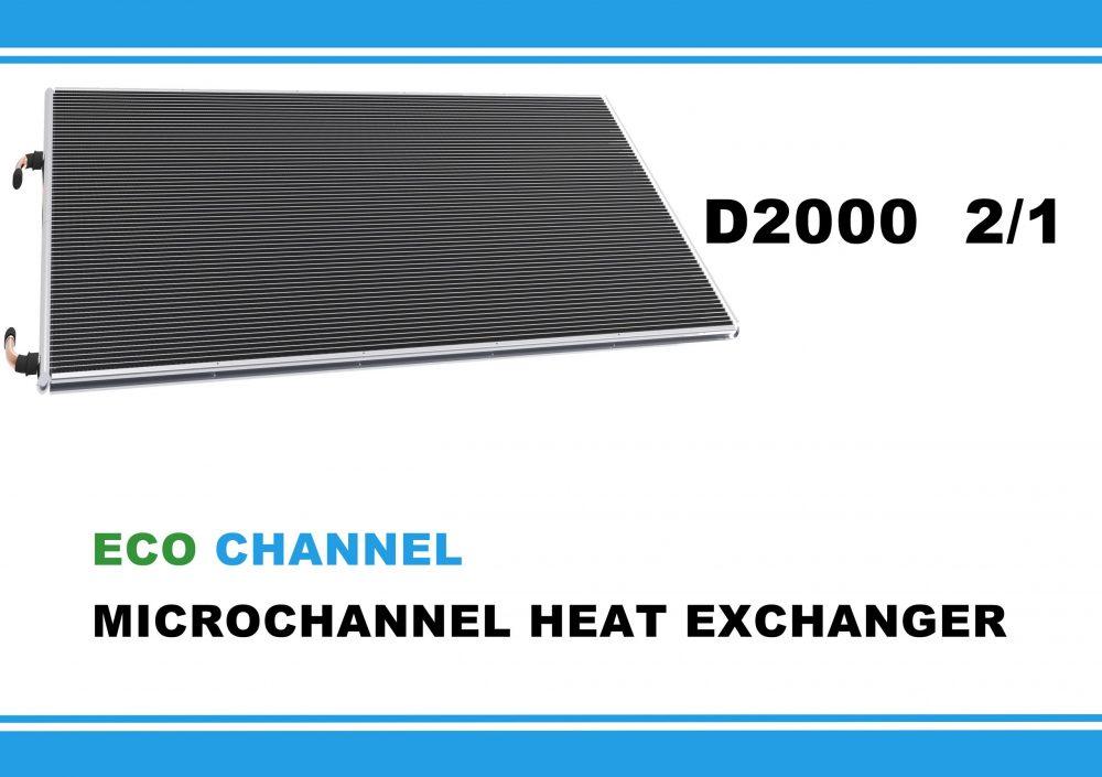 MICROCHANNEL D2000